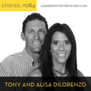 Tony and Alisa DiLorenzo