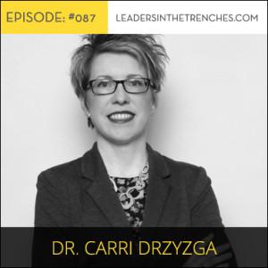 Dr Carri Drzyzga