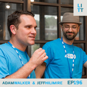 Adam Walker and Jeff Hilimire
