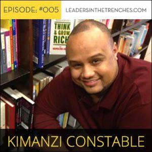 Kimanzi Constable