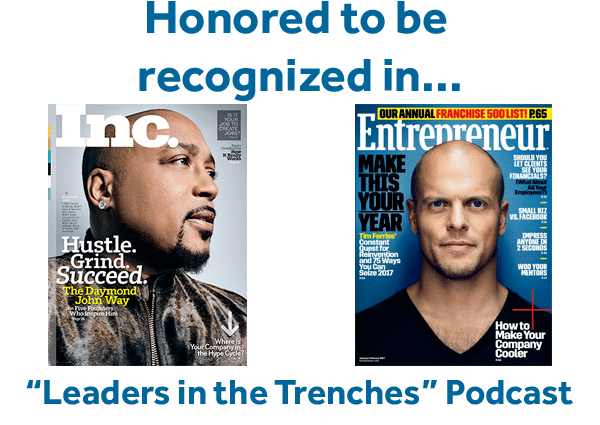 Leaders in the Trenches podcast